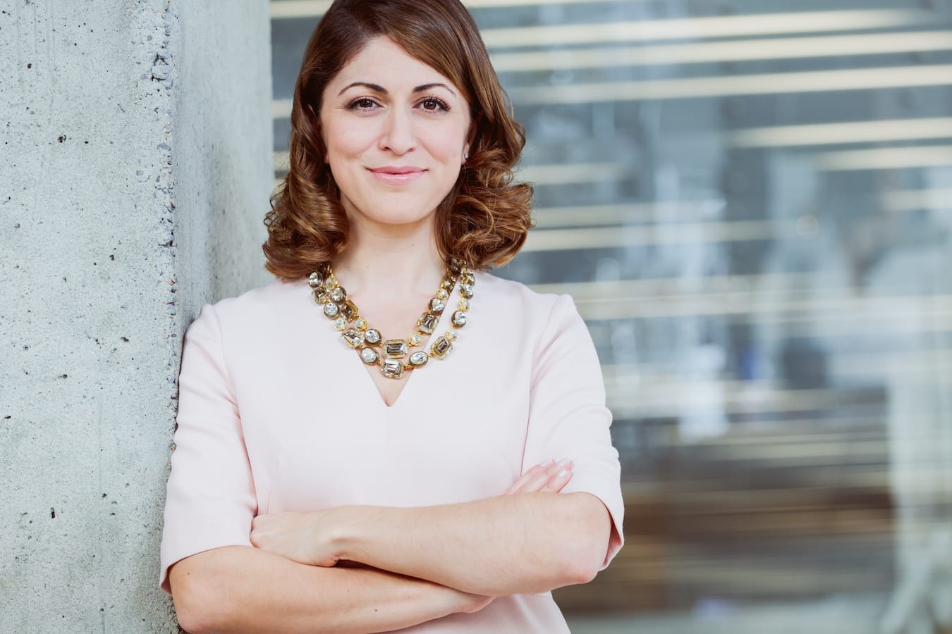 Taking Your Place with Confidence: 7 Questions for Olga Farman